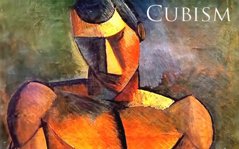 Cubism Visual Art